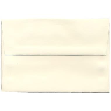 JAM Paper® A8 Invitation Envelopes, 5.5 x 8.125, Strathmore Natural White Wove, 250/Pack (191205H)