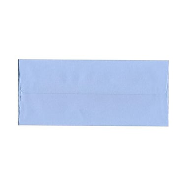 JAM Paper® #10 Business Envelopes, 4 1/8 x 9.5, Baby Blue, 500/Pack (2155778H)