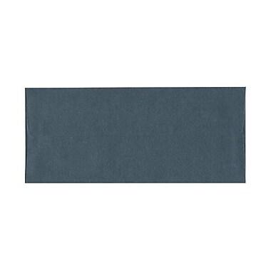 JAM Paper – Enveloppe Stardream nº 10 (4,13 po x 9,5 po) à effet métallisé, gris malachite, 500/bte