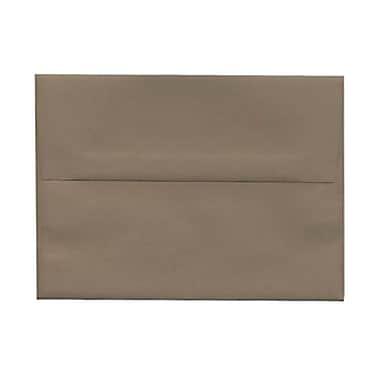 JAM Paper® A7 Invitation Envelopes, 5.25 x 7.25, Simpson Kraft Recycled, 250/Pack (30011H)