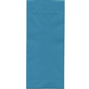 JAM Paper® #14 Policy Envelopes, 5 x 11.5, Brite Hue Sea Blue, 500/Pack (3156406H)