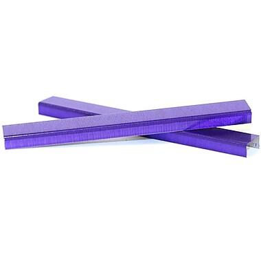 JAM Paper® Standard Size Staples, Purple, 5/Pack