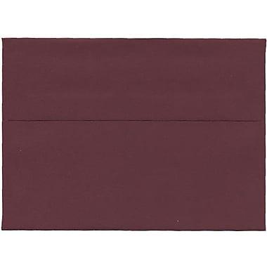 JAM Paper A7 Dark Base Envelope, 250/Pack