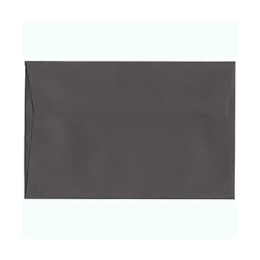 JAM Paper A9 Dark Base Envelope, 250/Pack