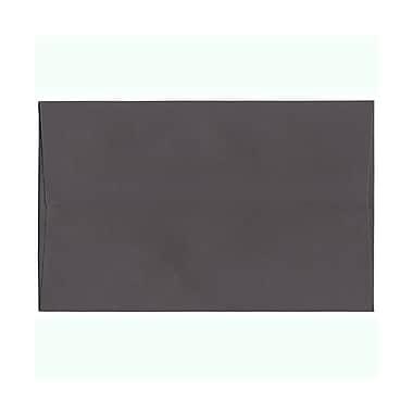 JAM Paper – Enveloppes A10 simples, gris foncé, 250/paquet
