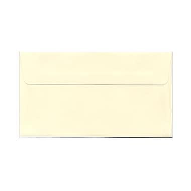 JAM Paper – Enveloppes, 4,5 x 8,13 po,ivoire, 250/paquet