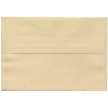 JAM Paper® A8 Invitation Envelopes, 5.5 x 8.125, Husk Brown Recycled, 250/Pack (44362H)