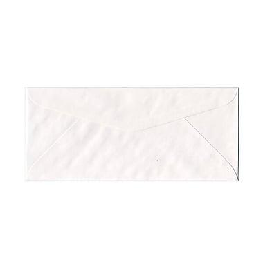 JAM Paper – Enveloppes nº 11 (4,5 x 10,38 po), blanc standard, 500/pqt