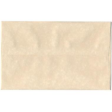 JAM Paper – Enveloppes A10 en papier recyclé sulfurisé naturel, 250/paquet