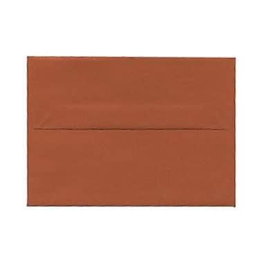 JAM Paper – Enveloppes A1 simples, orange foncé, 250/paquet