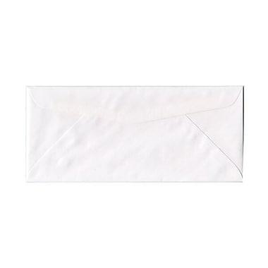 JAM Paper® #14 Policy Envelopes, 5 x 11.5, White, 500/Pack (53273H)