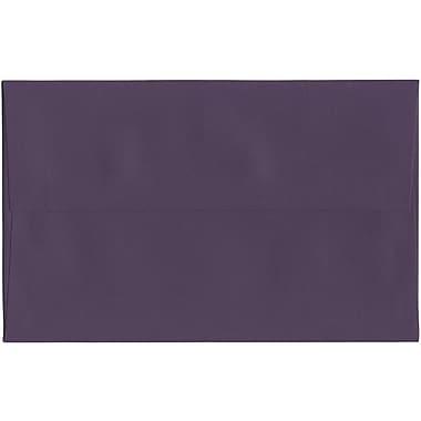 JAM Paper – Enveloppes A10 simples, violet foncé, 250/paquet