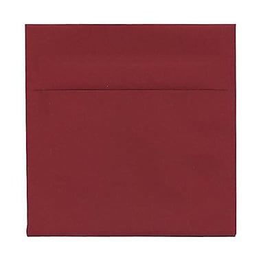 JAM Paper – Enveloppes Stardream à fini métallisé, doré, 6,5 x 6,5 po, 250/paquet