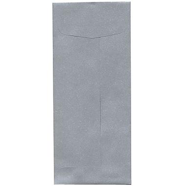 JAM Paper – Enveloppe commerciale Stardream nº 10 (4,13 po x 9,5 po), argenté, 500/bte