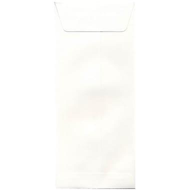 JAM Paper – Enveloppes commerciales Strathmore nº 14 (5 po x 11,5 po), 500/bte