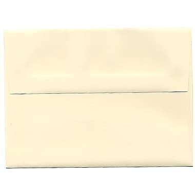 JAM Paper– Enveloppes Strathmore A6, papier vélin ivoire, 250/paquet