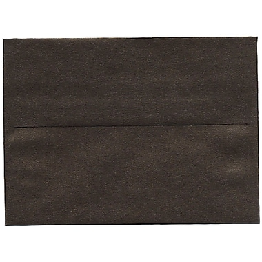 JAM Paper® A6 Invitation Envelopes, 4.75 x 6.5, Stardream Metallic Bronze, 250/Pack (GCST652H)