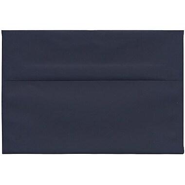 JAM Paper® A8 Invitation Envelopes, 5.5 x 8.125, Navy Blue, 250/Pack (LEBA767H)