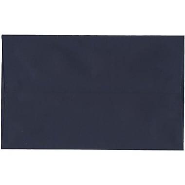 JAM Paper® A10 Invitation Envelopes, 6 x 9.5, Navy Blue, 250/Pack (LEBA867H)