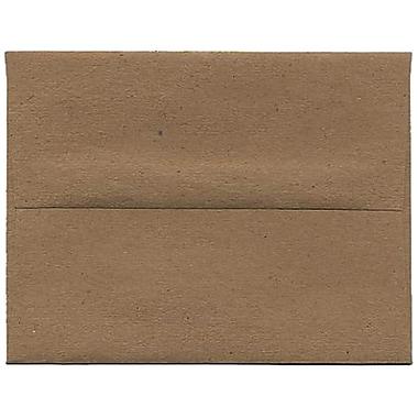 JAM Paper – Enveloppes A2 en papier recyclé, brun, 250/paquet