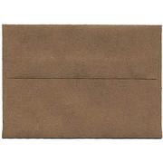 JAM Paper A1 Recycled Envelope, Brown Kraft Paper Bag, 50/Pack