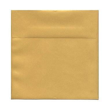 JAM Paper – Enveloppes Stardream, 8,5 x 8,5 po, effet métallisé, 50/paquet