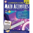 Mark Twain Common Core Math Activities Resource Book