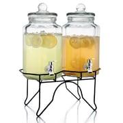 Style Setter 3 Piece Laredo Beverage Dispenser Set
