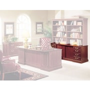 High Point Furniture Bedford 72'' Executive Storage Credenza; Mahogany