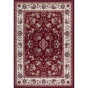 Well Woven Miami Bijar Classic Red Area Rug; 8'2'' x 9'10''