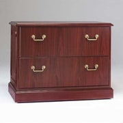 High Point Furniture Bedford 2-Drawer Executive  File; Mahogany