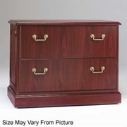 High Point Furniture Bedford 2-Drawer  File; Mahogany