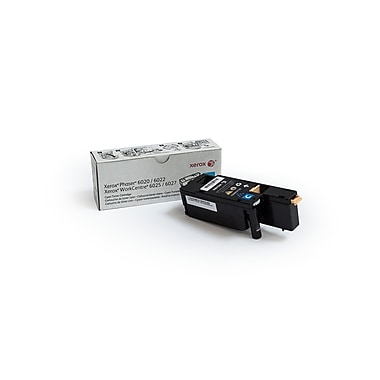 Xerox® 106R02756 Cyan Toner Cartridge