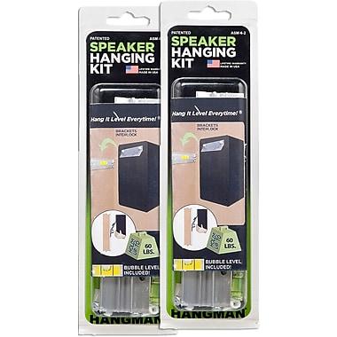 Hangman Speaker Hanging Kit, 6