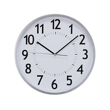 Kiera Grace Office/Home Wall Clock, 12