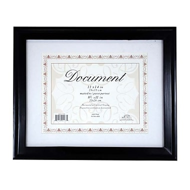 Kiera Grace Oxford Wood Document Frame, 11