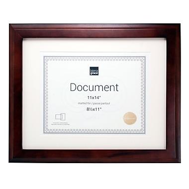 Kiera Grace Oxford Wood Document Frame, 11