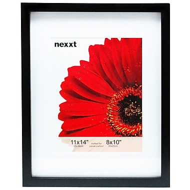 nexxt Gallery Wood Picture Frame, 11x14