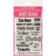 Uchis Design Stamp Set Sheet, With Love