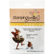 Stamping Bella Cling Rubber Stamps, Always Be Yourself