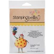 Stamping Bella Cling Rubber Stamps, Senorita Erma