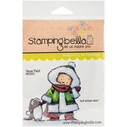 Stamping Bella Cling Rubber Stamps, Snow Pals