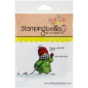 Stamping Bella Cling Rubber Stamps, Valerie With Pup