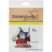 Stamping Bella Cling Rubber Stamps, Wiz