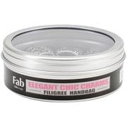 FabScraps Embellishments Silver, Handbag