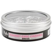 FabScraps Embellishments Filigree Dress Silver