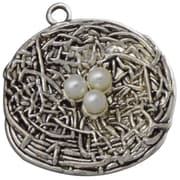 FabScraps Embellishments, Bird Nest