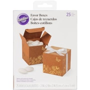 Wilton Square Favor Box Kit