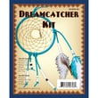Realeather Crafts Realeather Crafts Dreamcatcher Kit 5 inch