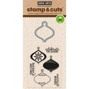 Hero Arts Stamp & Cuts, Ornament